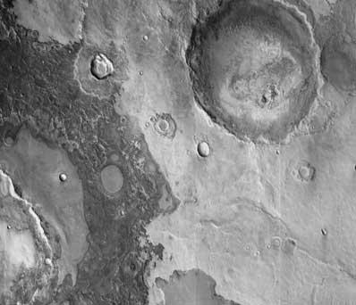Terra Meridiani w podczerwieni