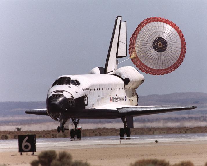 Endeavour kończy misję STS-111