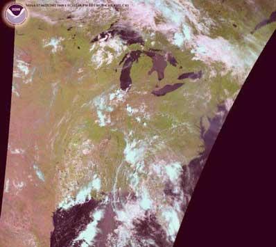Wielkie Jeziora w Ameryce Północnej