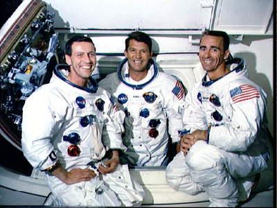 Załoga Apollo 7