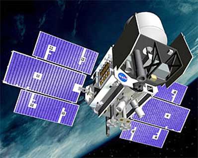 Satelita ICESat