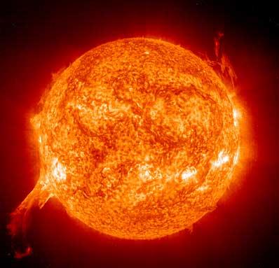 Wybuch koronalny z 1 lipca 2002 roku