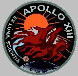 Emblemat misji Apollo 13