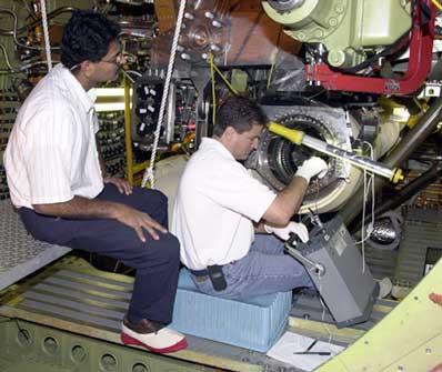 Przegląd silników promu Columbia