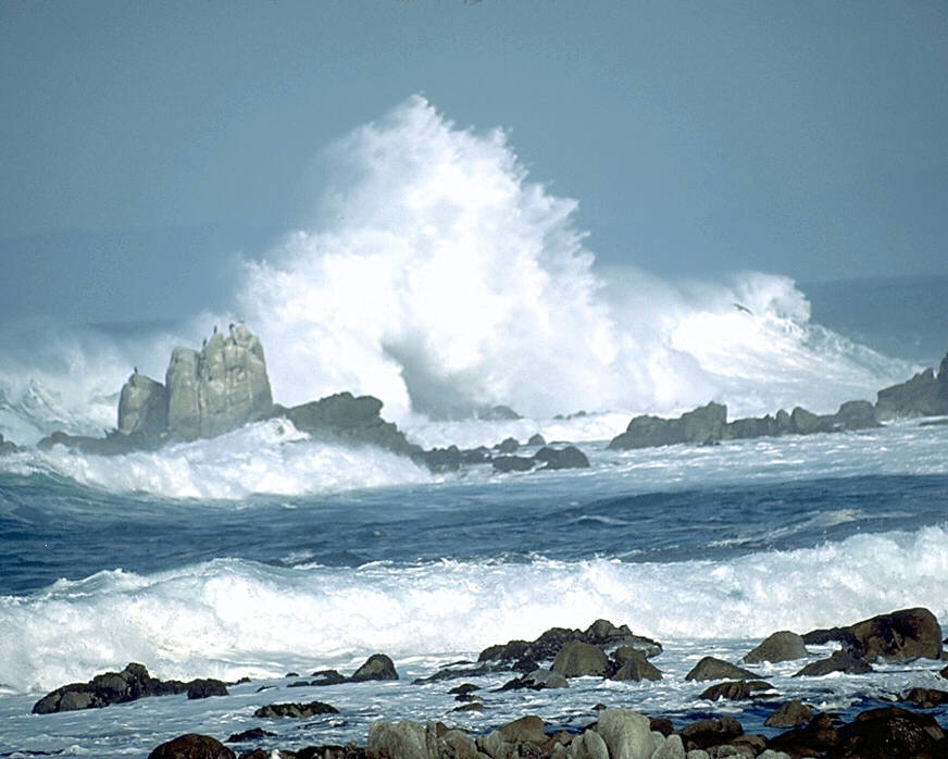 Ocean - 75% powierzchni planety