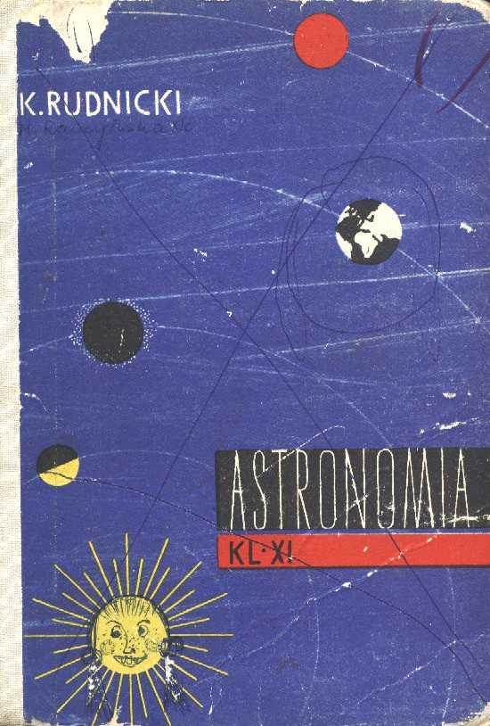 Podręcznik do astronomii, wydanie z 1963 roku