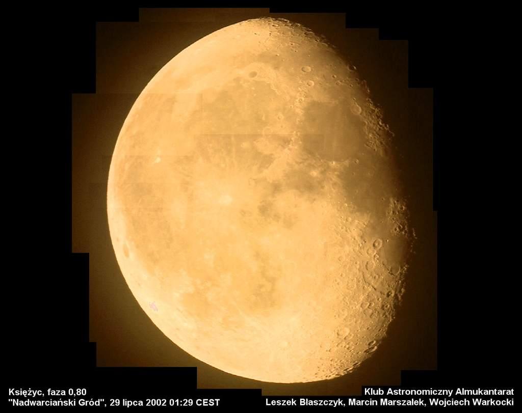 Księżyc, 29 lipca 2002 godzina 1:29