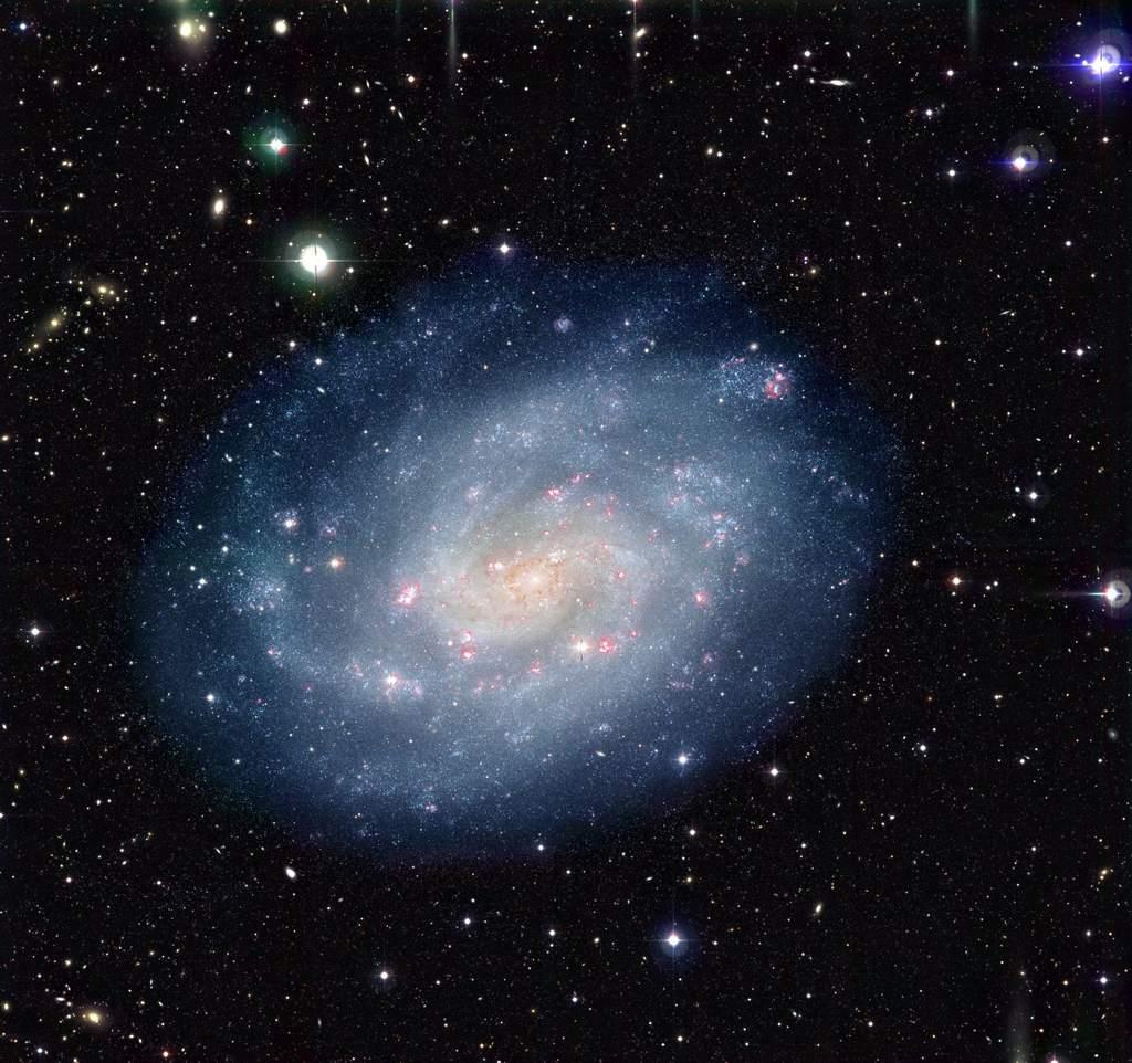 Galaktyka NGC 300 (I)