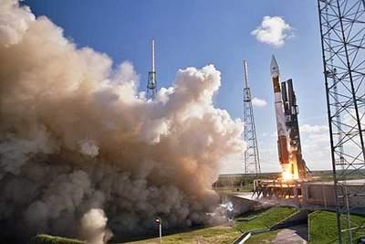 Atlas 5 startuje (III)