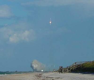 Atlas 5 startuje (IV)