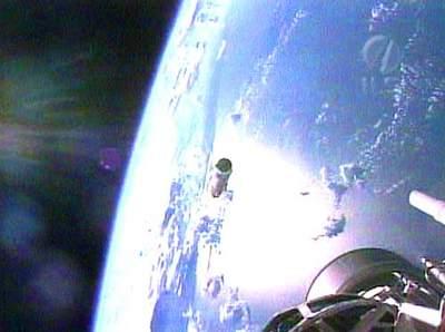 Atlas 5 - uruchomienie drugiego stopnia