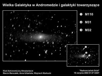 M31, 16 sierpnia 2002, godzina 1:07