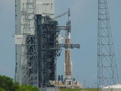 Delta 4 na Przylądku Canaveral