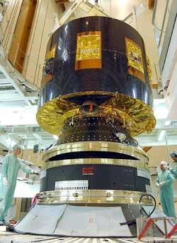 Meteosat Second Generation 1