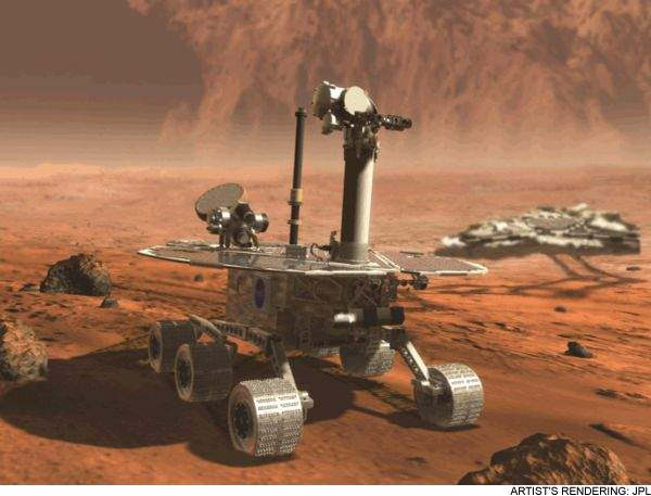 Lądownik Mars Exploration Rover