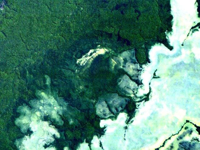 Krater Iturralde