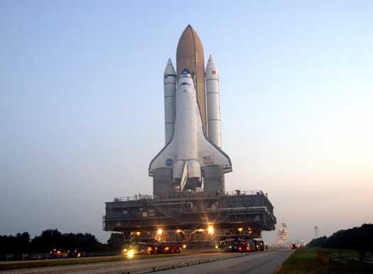 Przygotowania do misji STS-112 (IV)