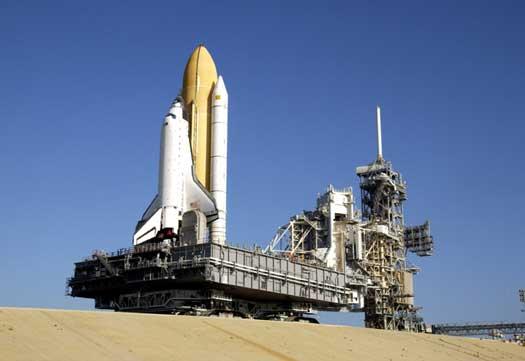 Przygotowania do misji STS-112 (V)