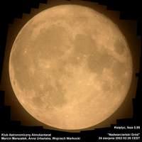 Księżyc, 24 sierpnia 2002 godzina 2:28