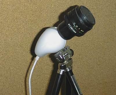 Kamera CCD Philips Vesta Pro