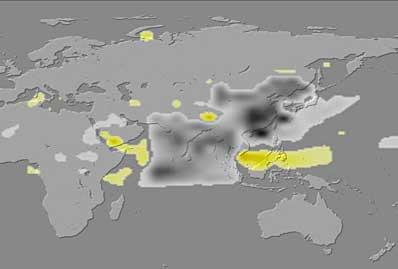 Zapylenie atmosfery w Azji