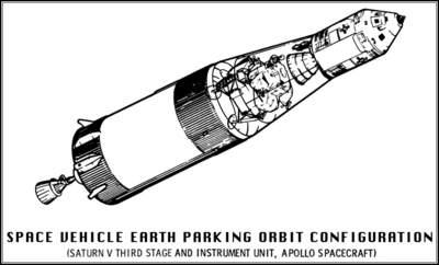 Saturn V - trzeci stopień