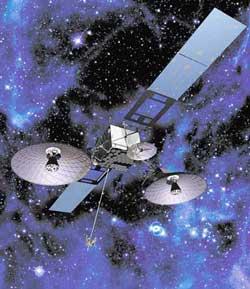 Satelita TDRS