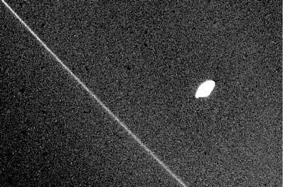 Pierścień F Saturna