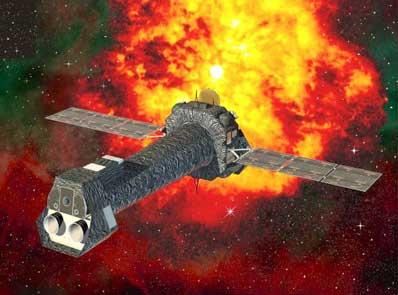Teleskop XMM Newton