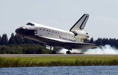Atlantis kończy misję STS-112