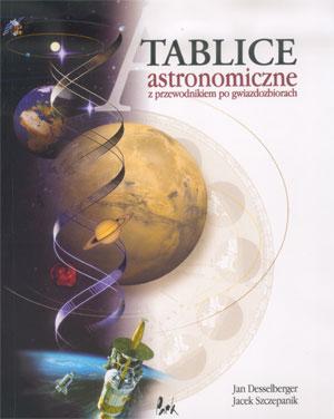 Tablice astronomiczne z przewodnikiem po gwiazdozbiorach