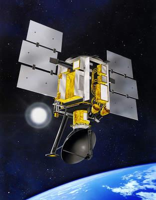 Satelita QuikSCAT