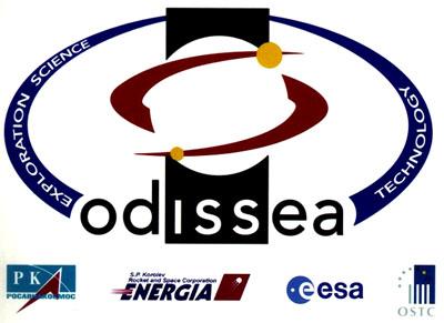 Logo misji Odissea