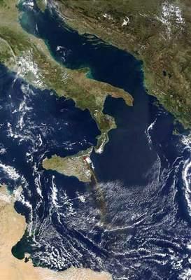 Erupcja Etny (3)
