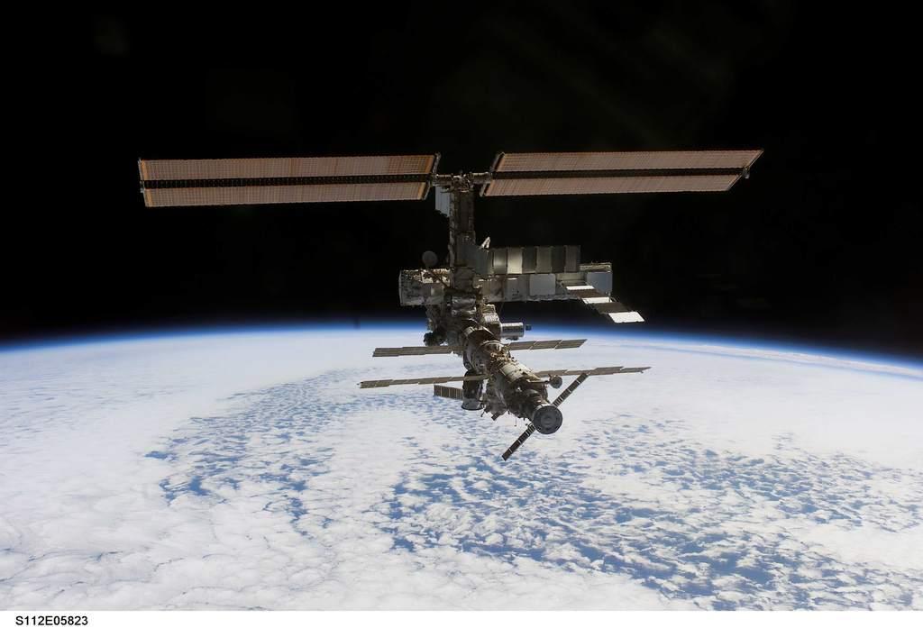 ISS po misji STS-112