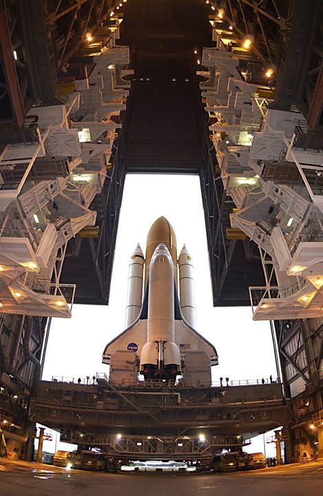 Columbia wyjeżdża z VABu