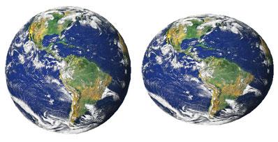 Zmiana kszałtu Ziemi