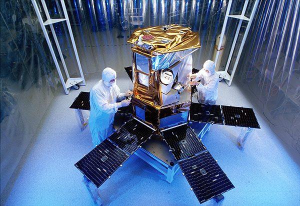 Satelita SORCE