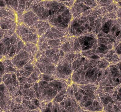 Struktura wczesnego Wszechświata