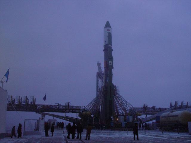 Sojuz z Progressem M-47