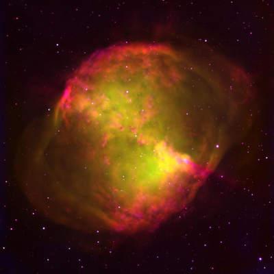 Mgławica planetarna Hantle