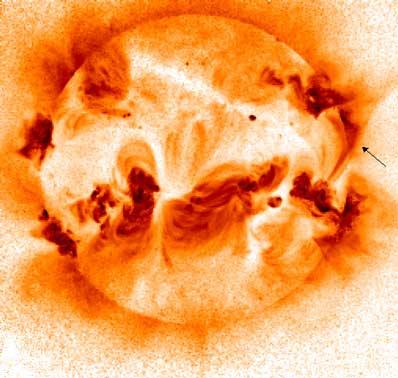 Pętle słoneczne w promieniowaniu X