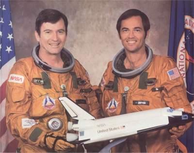 Załoga STS-1