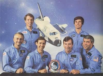 Załoga STS-9