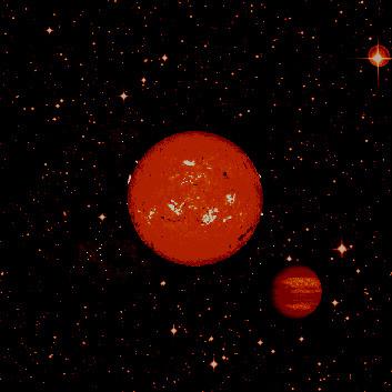 HD 47536 i planeta