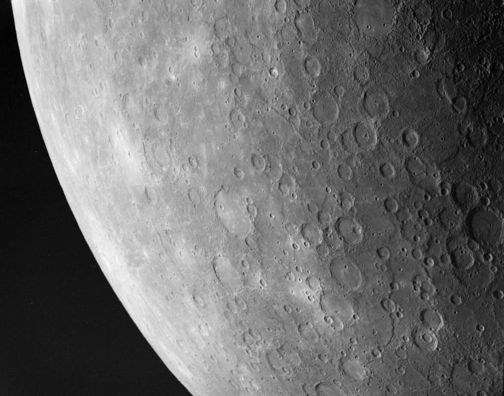 Południowo-zachodni Merkury