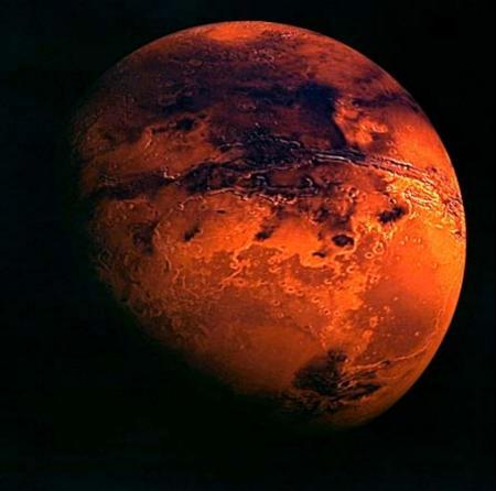 Czerwona Planeta - Mars