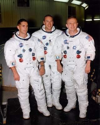 Załoga Apolla VIII