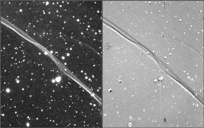 Ekspandująca pozostałość po supernowej z 1006 roku