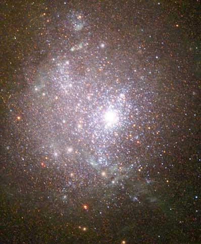 Galaktyka NGC 1705